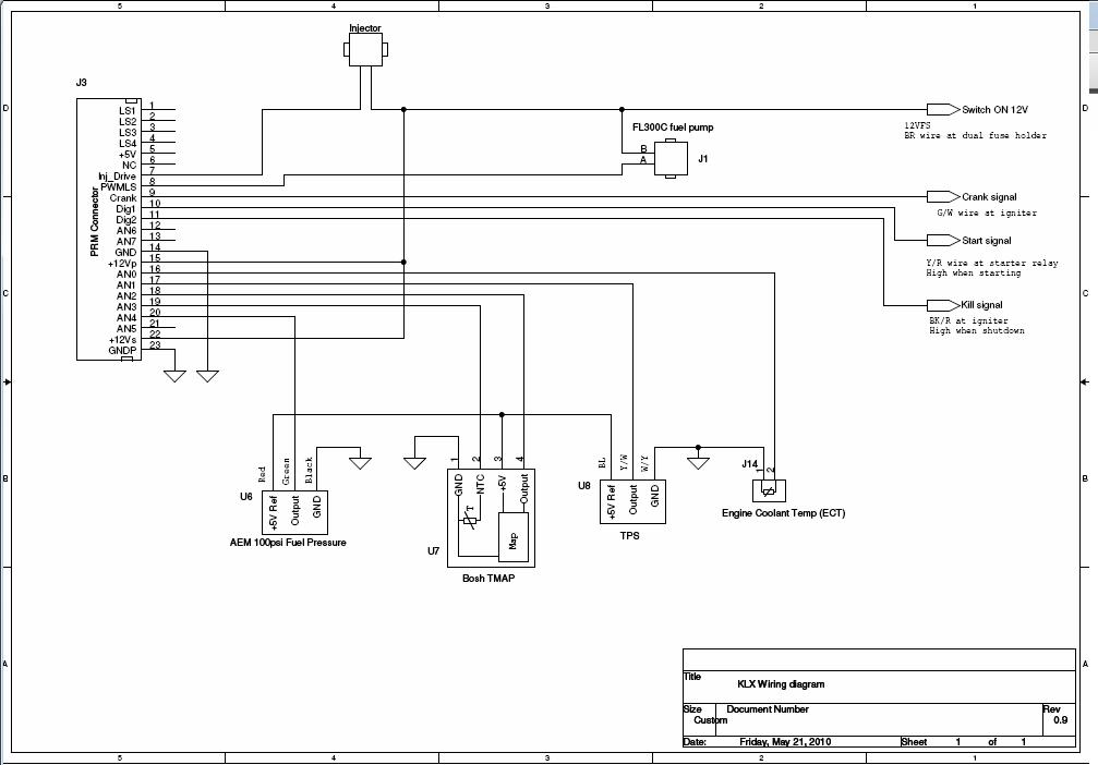 WiringDiag my fuel injected klx kawasaki forums 2010 klx 110 wiring diagram at bayanpartner.co